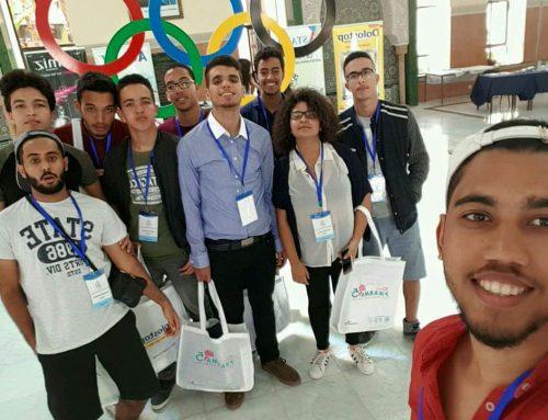 Participation des étudiants à la 2ème édition des Olympiadors à Fès