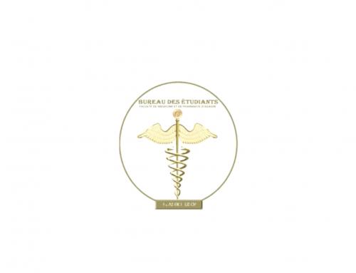 مساهمة مكتب طلبة كلية الطب والصيدلة باكادير للتحسيس بخطورة مرض كوفيد 19