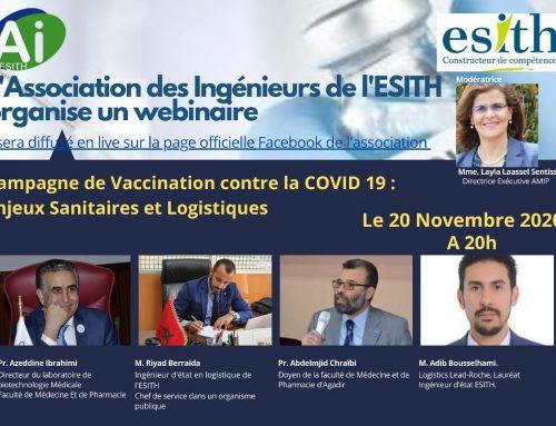 Campagne de vaccination contre la COVID-19: Enjeux sanitaires et logistiques